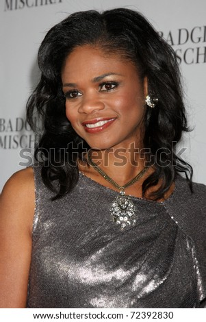 LOS ANGELES -  2:  Kimberly Elise arrives at the Badgley Mischka Flagship Store Opening at Badgley Mischka on Rodeo Drive on March 2, 2011 in Beverly Hills, CA
