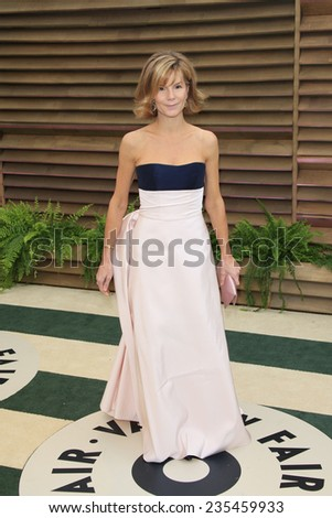 LOS ANGELES - MAR 2:  Anna Scott Carter at the 2014 Vanity Fair Oscar Party at the Sunset Boulevard on March 2, 2014 in West Hollywood, CA