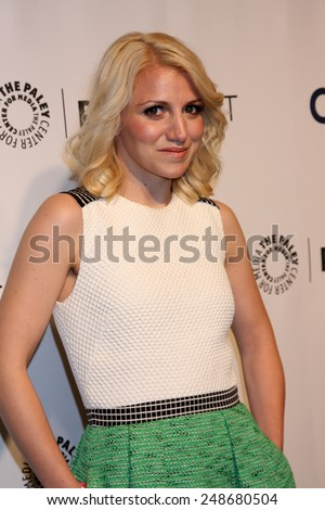 "LOS ANGELES - MAR 24:  Annaleigh Ashford at the PaleyFEST 2014 - ""Masters of Sex"" at Dolby Theater on March 24, 2014 in Los Angeles, CA"