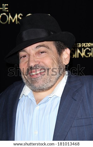 "LOS ANGELES - MAR 10:  Danny Woodburn at the ""The Single Moms Club"" Premiere at ArcLight Hollywood on March 10, 2014 in Los Angeles, CA"