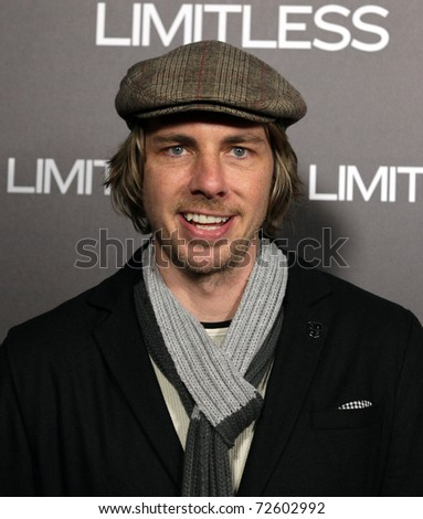 "LOS ANGELES - MAR 3:  Dax Shepard arrives at the ""Limitless"" Los Angeles Screening on March 03, 2011 in Hollywood, CA"