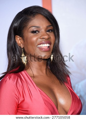 "LOS ANGELES - MAR 25:  Edwina Findley arrives to the ""Get Hard"" Los Angeles Premiere  on March 25, 2015 in Hollywood, CA"