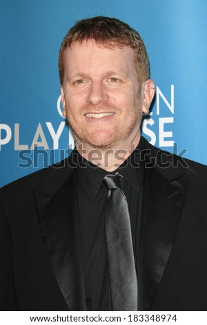 LOS ANGELES - MAR 22: Gil Cates Jr at the Geffen Playhouse's Annual 'Backstage At The Geffen' Gala at Geffen Playhouse on March 22, 2014 in Los Angeles, California - stock photo