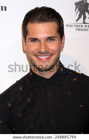LOS ANGELES - MAR 31:  Gleb Savchenkoand at the LA Ballroom Studio Grand Opening at LA Dance Studio on March 31, 2014 in Sherman Oaks, CA - stock photo