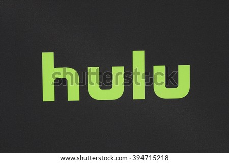LOS ANGELES - MAR 21: Hulu, Logo at the Premiere of 'The Path' at Arclight Hollywood on March 21, 2016 in Los Angeles, California - stock photo