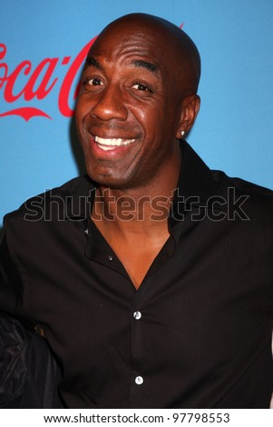 "LOS ANGELES - MAR 15:  J. B. Smoove arrives at the ""UNICEF Playlist With The A-List"" Concert at the El Rey Theater on March 15, 2012 in Los Angeles, CA"