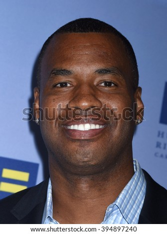 LOS ANGELES - MAR 19: <b>Jason Collins</b> arrives to the 2016 Human Rights ... - stock-photo-los-angeles-mar-jason-collins-arrives-to-the-human-rights-campaign-los-angeles-gala-394897240