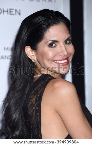 LOS ANGELES - MAR 3:  Joyce Giraud arrives to the The Brothers Grimsby Los Angeles Premiere  on March 3, 2016 in Westwood, CA