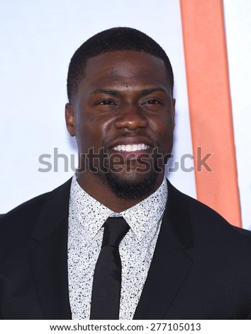 "LOS ANGELES - MAR 25:  Kevin Hart arrives to the ""Get Hard"" Los Angeles Premiere  on March 25, 2015 in Hollywood, CA"