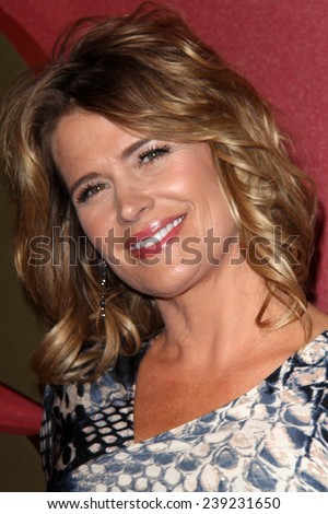 LOS ANGELES - MAR 1:  Kristy Swanson at the QVC 5th Annual Red Carpet Style Event at the Four Seasons Hotel on March 1, 2014 in Beverly Hills, CA