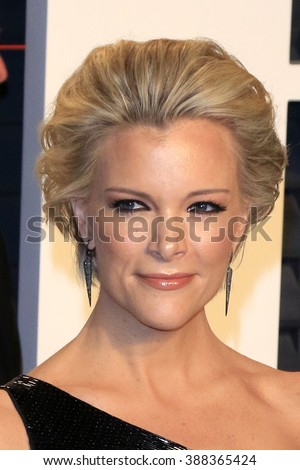 LOS ANGELES - MAR 3:  Megyn Kelly at the Bosch Season 2 Premiere Screening at the Silver Screen Theater at the Pacific Design Center on March 3, 2016 in West Hollywood, CA - stock photo