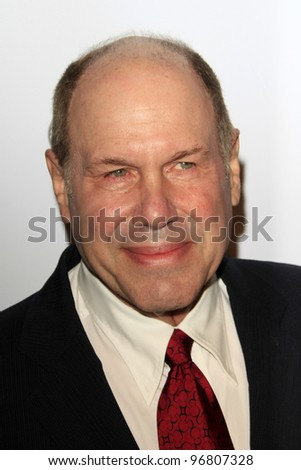 LOS ANGELES - MAR 1:  Michael Eisner arrives at the Academy of Television Arts & Sciences 21st Annual Hall of Fame Ceremony at the Beverly Hills Hotel on March 1, 2012 in Beverly Hills, CA - stock photo
