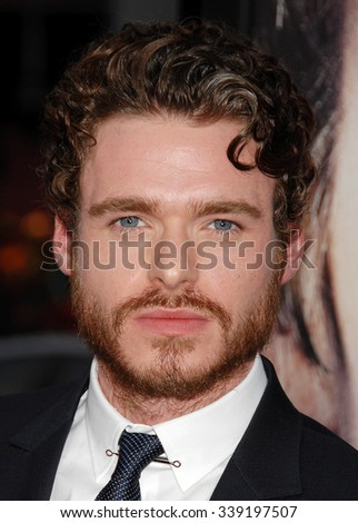 LOS ANGELES - MAR 18 - Richard Madden arrives at the Game Of Thrones Season 3 Los Angeles Premiere on March 18,  2013 in Los Angeles, CA