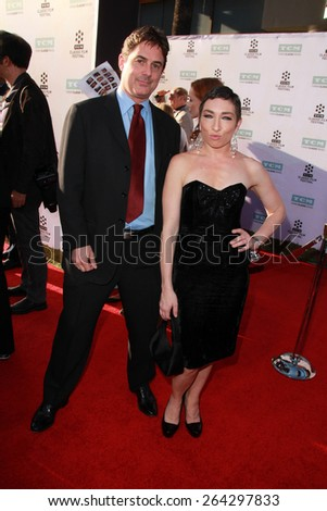 "LOS ANGELES - MAR 26:  Zach Galligan, Naomi Grossman at the 50th Anniversary Screening Of ""The Sound Of Music"" at the TCL Chinese Theater on March 26, 2015 in Los Angeles, CA"