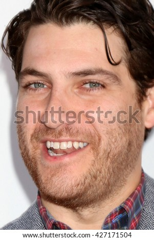 LOS ANGELES - MAY 26:  Adam Pally at the Red Nose Day 2016 Special at Universal Studios on May 26, 2016 in Los Angeles, CA