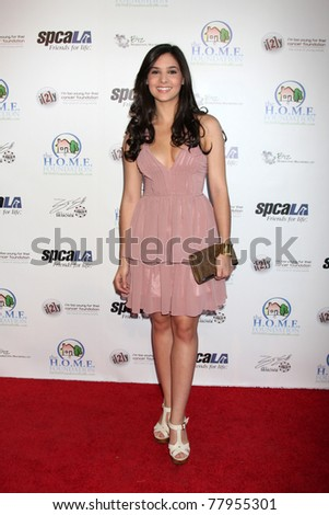 LOS ANGELES - MAY 24:  Camila Banus. arriving at the Celebrity Casino Royale Event at Avalon on May 24, 2011 in Los Angeles, CA
