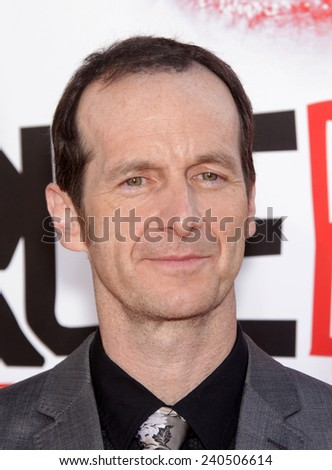 """LOS ANGELES - MAY 30:  DENNIS O'HARE arrives to """"True Blood"""" Season 5 Premiere  on May 30, 2012 in Hollywood, CA                 - stock photo"""