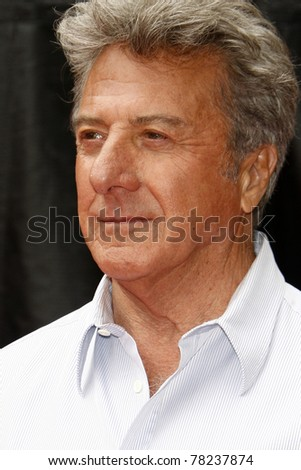 "LOS ANGELES - MAY 22:  Dustin Hoffman arriving at the ""Kung Fu Panda 2"" Los Angeles Premiere at Grauman's Chinese Theatre on May 22, 2011 in Los Angeles, CA"