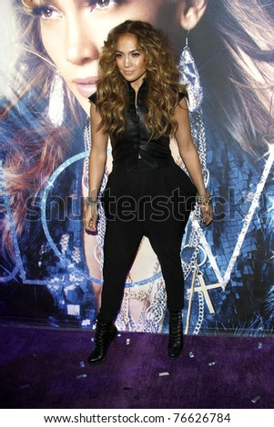 LOS ANGELES - MAY 3: Jennifer Lopez at the LOVE? album release party ...