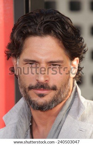"LOS ANGELES - MAY 30:  JOE MANGANIELLO arrives to ""True Blood"" Season 5 Premiere  on May 30, 2012 in Hollywood, CA"