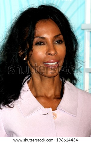 LOS ANGELES - MAY 30:  Khandi Alexander at the Step Up's Inspiration Network Luncheon at Beverly Hilton on May 30, 2014 in Beverly Hills, CA - stock photo