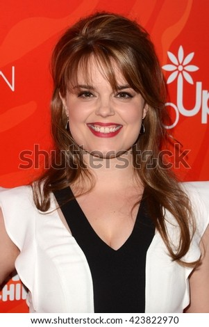LOS ANGELES - MAY 20:  Kimberly J. Brown at the Step Up Inspiration Awards at Beverly Hilton Hotel on May 20, 2016 in Beverly Hills, CA