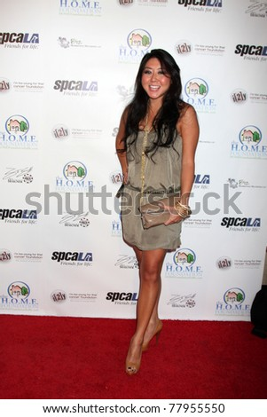 LOS ANGELES - MAY 24:  Maria T. Ho arriving at the Celebrity Casino Royale Event at Avalon on May 24, 2011 in Los Angeles, CA
