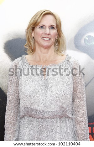LOS ANGELES - MAY 22:  Melissa Cobb at the premiere of Kung Fu Panda 2 at the Grauman's Chinese Theater in Los Angeles, California on May 22, 2011. - stock photo