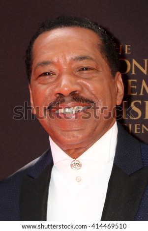 LOS ANGELES - MAY 1:  Obba Babatunde at the 43rd Daytime Emmy Awards at the Westin Bonaventure Hotel  on May 1, 2016 in Los Angeles, CA