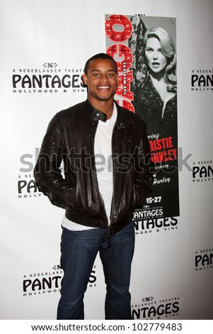 "LOS ANGELES - MAY 16:  Robert Ri'chard arrives at the Opening Night of the Play ""Chicago"" at Pantages Theatre on May 16, 2012 in Los Angeles, CA"