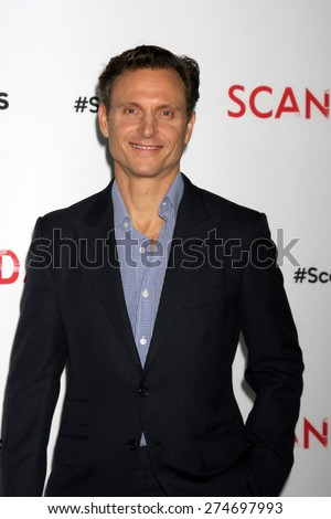 "LOS ANGELES - MAY 1:  Tony Goldwyn at the ""Scandal"" For Your Consideration ATAS Event at the Directors Guild of America on May 1, 2015 in Los Angeles, CA"