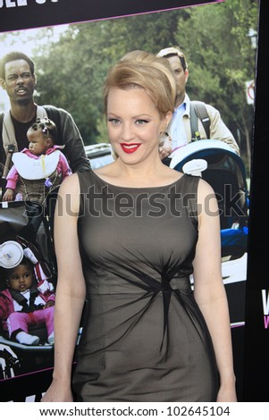 LOS ANGELES - MAY 14: Wendi McLendon-Covey at the premiere of 'What To Expect When You're Expecting' held at Grauman's Chinese Theater on May 14, 2012  in Los Angeles, California
