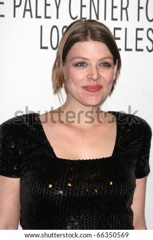 LOS ANGELES - NOV 30:  Amber Benson arrives at the Paley Center for Media Annual Los Angeles Gala Honoring Mary Hart & Al Michaels at Beverly Wilshire Hotel on November 30, 2010 in Beverly Hills, CA