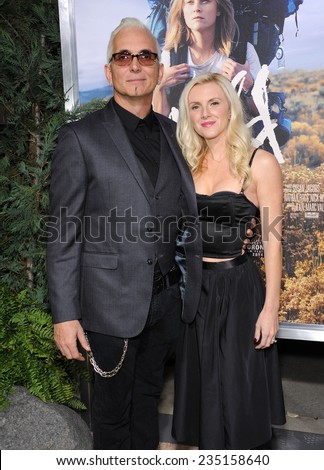 """LOS ANGELES - NOV 19:  Art Alexakis arrives to the """"Wild"""" Los Angeles Premiere on November 19, 2014 in Beverly Hills, CA                 - stock photo"""