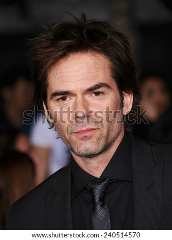 "LOS ANGELES - NOV 11:  Billy Burke arrives to the ""The Twilight Saga: Breaking Dawn-Part 2"" World Premiere  on November 11, 2012 in Los Angeles, CA                 - stock photo"