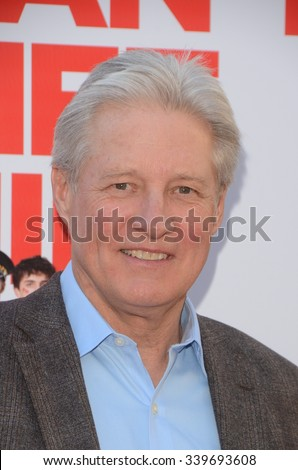 """LOS ANGELES - NOV 12:  Bruce Boxleitner at the """"Love the Coopers"""" Los Angeles Premiere at the The Grove on November 12, 2015 in Los Angeles, CA - stock photo"""