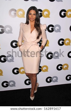 "LOS ANGELES - NOV 12:  Camila Alves McConaughey at the GQ 2013 ""Men Of The Year"" Party at Wilshire Ebell on November 12, 2013 in Los Angeles, CA"