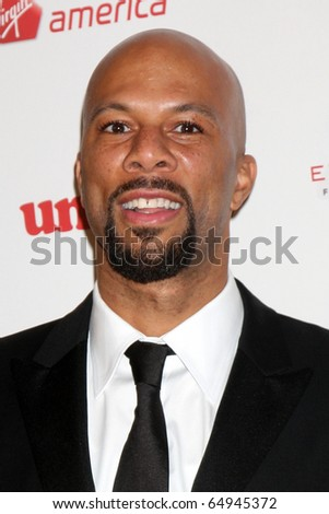 LOS ANGELES - NOV 11:  Common arrives at the Rock the Kabash Gala 2010 at Dorothy Chandler Pavilion  on November 11, 2010 in Los Angeles, CA
