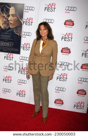 "LOS ANGELES - NOV 11:  Jacqueline Bisset at the ""THe Homesman"" Screening at AFI Film Festival at the Dolby Theater on November 11, 2014 in Los Angeles, CA"