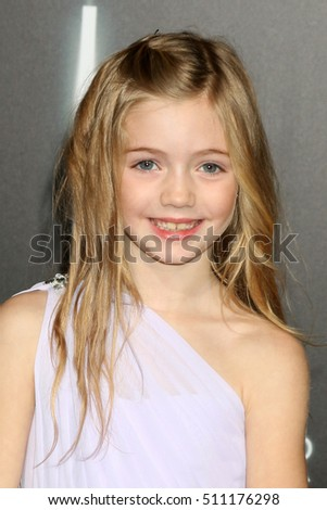 "LOS ANGELES - NOV 6:  Jadyn Malone at the ""Arrival"" Premiere at Village Theater on November 6, 2016 in Westwood, CA"