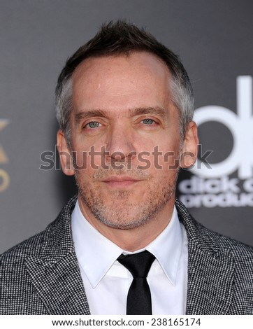 LOS ANGELES - NOV 14:  Jean-Marc Vallee arrives to the The Hollywood Film Awards 2014 on November 14, 2014 in Hollywood, CA                 - stock photo