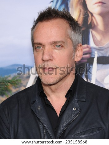"""LOS ANGELES - NOV 19:  Jean-Marc Vallee arrives to the """"Wild"""" Los Angeles Premiere on November 19, 2014 in Beverly Hills, CA                 - stock photo"""