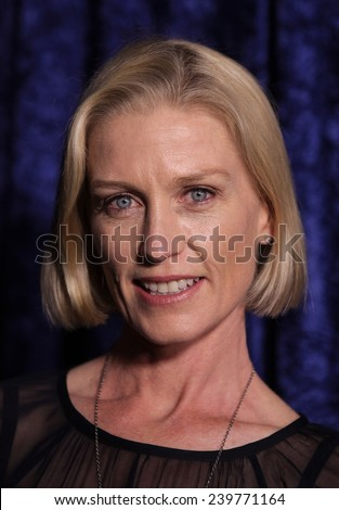 """LOS ANGELES - NOV 22:  JESSICA TUCK arrives to the """"Super 8"""" DVD Launch  on November 22, 2011 in Beverly Hills, CA                 - stock photo"""