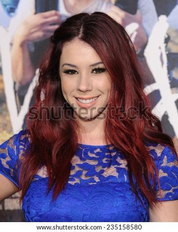 "LOS ANGELES - NOV 19:  Jillian Rose Reed arrives to the ""Wild"" Los Angeles Premiere on November 19, 2014 in Beverly Hills, CA"