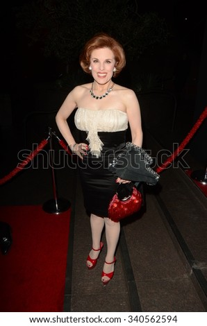 """LOS ANGELES - NOV 17:  Kat Kramer at the """"Youth"""" LA Premiere at the Directors Guild of America Theater on November 17, 2015 in Los Angeles, CA - stock photo"""