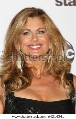 LOS ANGELES - NOV 1:  Kathy Ireland arrives at the Dancing With The Stars 200th Show Party at Boulevard3 on November 1, 2010 in Los Angeles, CA