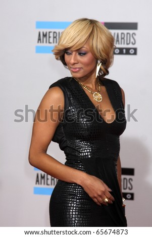 LOS ANGELES - NOV 21:  Keri Hilson arrives at the 2010 American Music Awards at Nokia Theater on November 21, 2010 in Los Angeles, CA