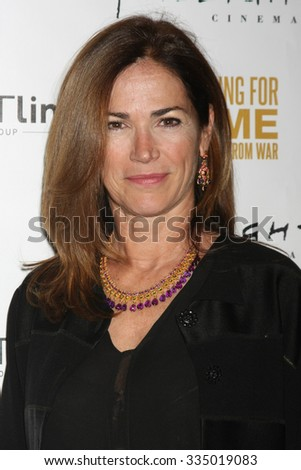"LOS ANGELES - NOV 2:  Kim Delaney at the ""Searching for Home: Coming Back From War"" Premiere Screening Event at the ArcLight Theaters on November 2, 2015 in Sherman Oaks, CA"