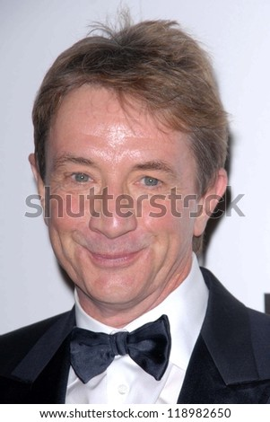 LOS ANGELES - NOV 15:  Martin Short arrives for the 26th American Cinematheque Award Honoring Ben Stiller at Beverly Hilton Hotel on November 15, 2012 in Beverly Hills, CA - stock photo
