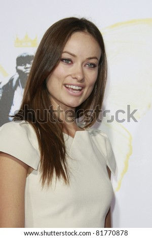 LOS ANGELES - NOV 1: Olivia Wilde at the screening of 'Precious: Based On The Novel 'PUSH' By Sapphire' during AFI FEST 2009 in Los Angeles, California on November 1, 2009